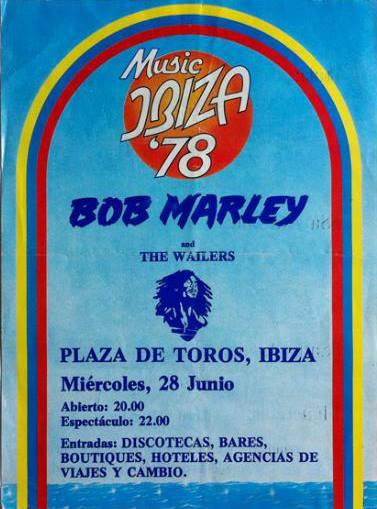 Bob Marley en ibiza